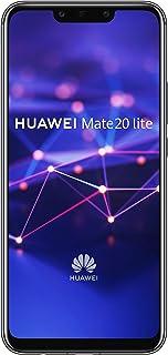 Huawei Mate20Lite 4 GB/64 GB Dual SIM Smartphone - Black - International Version