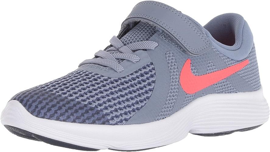 Nike Revolution 4 (PSV), Chaussures de Running Compétition Garçon