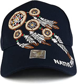 Native Pride Dream Catchers 3D Embroidered Structured Baseball Cap