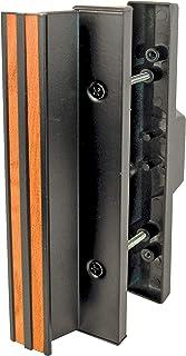 Slide-Co 141841 Sliding Door Handle Set, Black Finish
