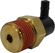 Ultimate Washer UW11-PW5D4S Thermal Relief Valve for Pressure Washers, Inlet 1/2-Inch Male, Pump Saver Device, Replacement for Karcher 91840130
