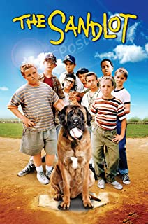 MCPosters - The Sandlot Glossy Finish Movie Poster - MCP642 (24