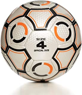 EVZOM Soccer Balls Sports Ball Lightweight Training Leisure Size3, Size 4 Size 5 for Kids Youth and Adult Soccer Balls Outdoor Toys Gifts