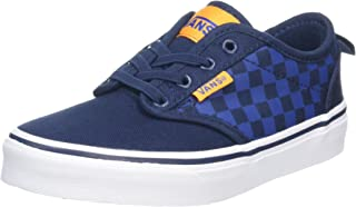 Vans Boys' Yt Atwood Slip-on Low-Top Sneakers