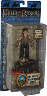 Lord of the Rings Return of the King Series 5 Figure Mount Doom Frodo