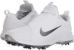 White/Metallic Cool Grey/Black