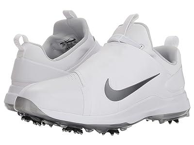 Nike Golf Tour Premier (White/Metallic Cool Grey/Black) Men