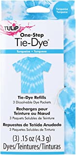 Tulip One-Step Dye Refills Turquoise