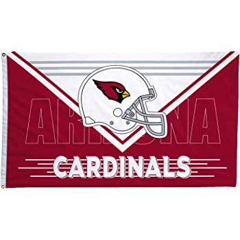 ZEWLLY Football Team Logo Champion Flag 3 x 5 Double Sided Fans Banner with 2 Grommets