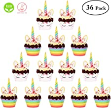 Best unicorn cupcakes for sale Reviews