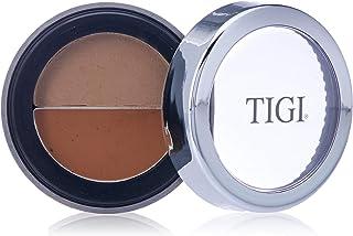 TIGI Brow Sculpting Duo Eyeshadow for Women, Blonde, 1.77ml
