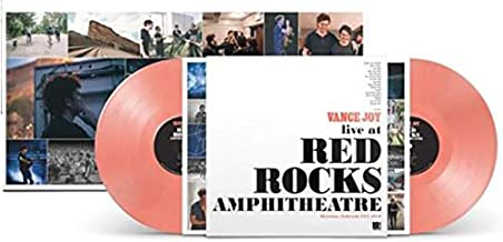 Live at Red Rocks Ampitheatre - Exclusive Limited Edition 180 Gram Rose Colored 2x Vinyl LP [Condition-VG+NM]