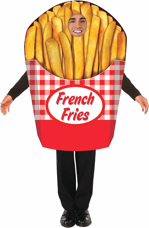 Forum Novelties French Fries Adult Costume