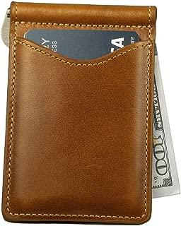 money clip wallet western