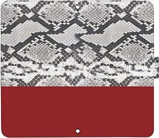 Xperia XZ 601SO ケース [デザイン:2.パイソンBUR/マグネットハンドあり] パイソン柄 プリント 手帳型 スマホケース カバー エクスペリア 601so