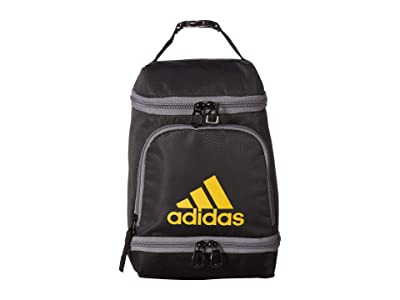 adidas Excel Lunch Bag (Carbon/Black/Active Gold/Grey) Bags