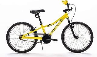 TITAN Lightning 20-Inch Aluminum Alloy Short Frame Hybrid BMX Bike, Ages 5-8