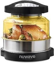 Nuwave Four Pro Plus | Four à Convection par chaleur tournante et à Infrarouge; Friture à Air Chaud, Gâteaux, Grillades, B...