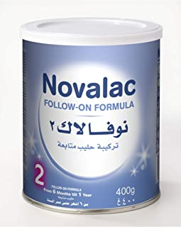 Novolac N2 Follow On Formula, From 6 To 12 Months, 400 gm