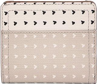 Women's Logan Leather RFID-Blocking Bifold Wallet