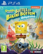 Spongebob SquarePants: Battle for Bikini Bottom - Rehydrated - Standard - PlayStation 4