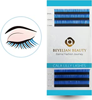 Best colored volume eyelash extensions Reviews