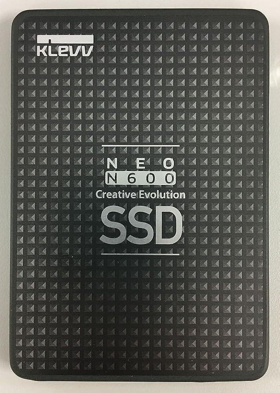 飲食店平均原理ESSENCORE ( エッセンコア ) KLEVV クレブ NEO N600 2.5インチ 480GB SSD 内蔵SSD SATA 6Gb/s TLC D480GAA-N600