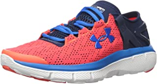 Under Armour Kids UA BGS Speedform(tm) Fortis (Big Kid)