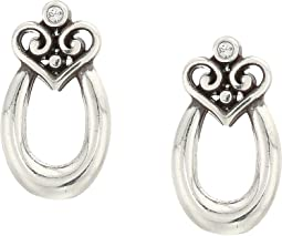 Alcazar Orbit Post Earrings Gift Box