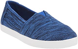 TOMS Avalon Womens Shoes Blue
