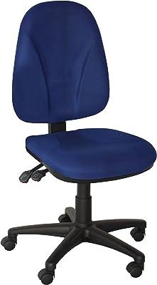Topsit, Sedia girevole da ufficio, Blu (Blau)