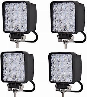 comprar comparacion LARS360 48W Led Auto Luz de trabajo Foco Lampara Resistente Al Agua Para Offroad SUV ATV UTV lámpara de trabajo Tractor Ex...