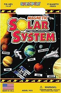 PlayMonster 7433 Create-A-Scene Magnetic Playset - Solar System