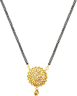 Mehrunnisa Traditional Kundan Mangalsutra Necklace For Women (JWL2328)
