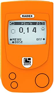 RADEX RD1503+ with Dosimeter (Outdoor Version): High accuracy geiger counter, nuclear radiation detector