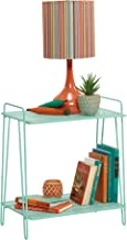 Sauder Eden Rue Accent Table, L: 20.75 x W: 14.80 x H: 23.74, Green