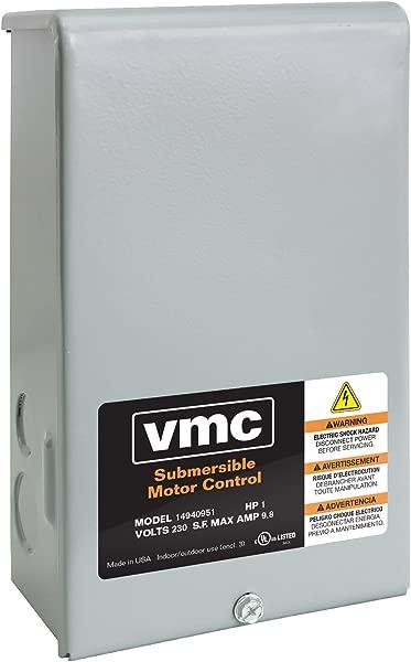 Red Lion RLCB10 230 1 HP 230 Volt VMC Well Pump Control Box