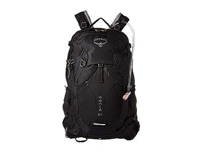 Osprey Manta 24 (Black) Backpack Bags