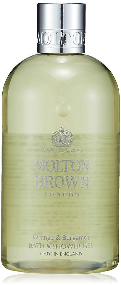 ビタミンスペシャリストペフMOLTON BROWN(モルトンブラウン) オレンジ&ベルガモット コレクション O&B バス&シャワージェル