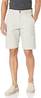 Men's Authentics Classic Twill Cargo Short, Dark Putty, 33