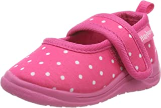 Playshoes Chaussons Points, Pantoufles Fille
