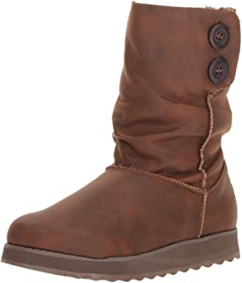 Skechers Keepsakes 2.0 - Big button Slouch Mid Boot womens Fashion Boot
