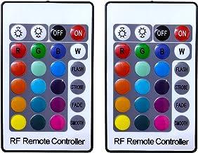 SHOYO RF Controle remoto para lagos, pacote com 5 cm