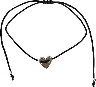 Armband mit kleinem Herzen, silber - BRe-Art®