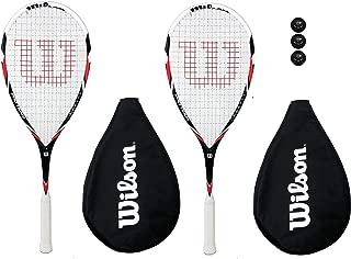 WILSON Pro Team - Raqueta de Squash (Varias Opciones)