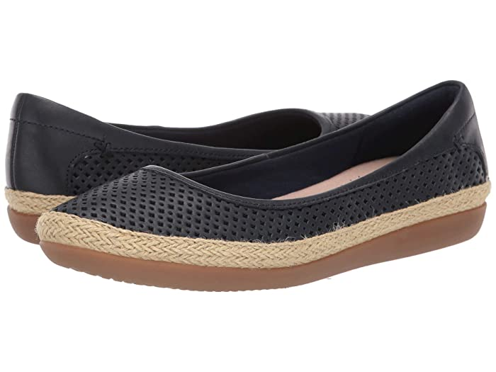 Clarks  Danelly Adira (Navy) Womens Shoes