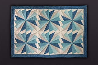 Tiny Dreamer by Nite Nite Blanky - Handmade Quilt Artisan Designed - 36x52 - Crib Ready!