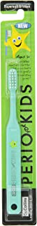 Dr. Collins Perio Toothbrush for Kids, Green (Pack of 6)