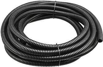 Tubo corrugado con ranura Protecci/ón Tubo protector de cable manguera geschlitzt