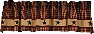 Village Star Country Valance (1)